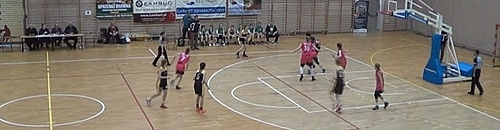 Awans TS Basket Gniezno